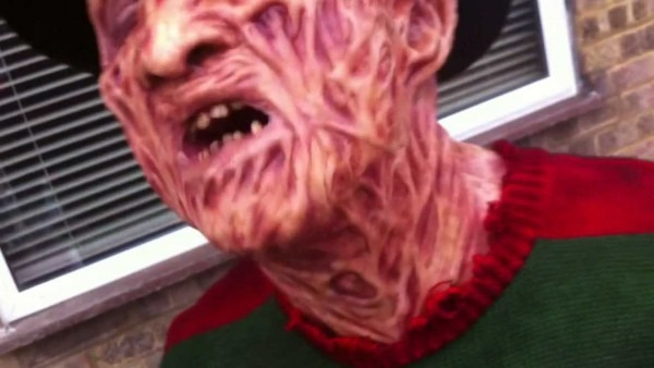 Unboxing My Part 2 Freddy Krueger Silicone Mask Made By James