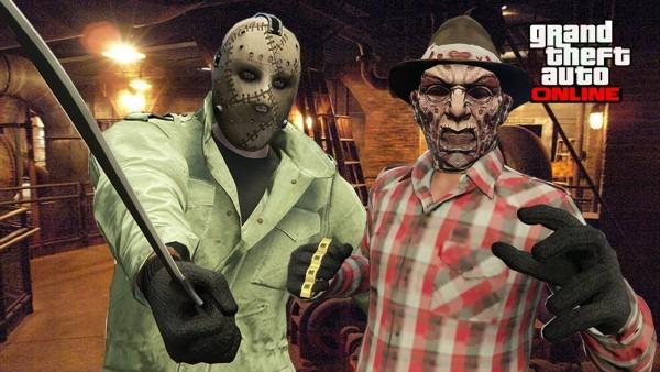 Gta 5 Jason And Freddy Krueger Halloween Outfits Online (dope