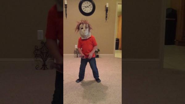 Juju On That Beat (baby Michael Myers)