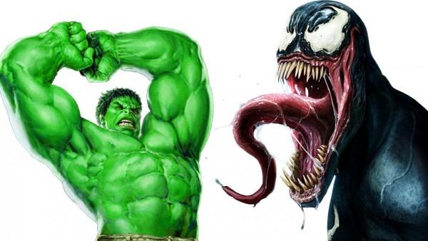 The Incredible Hulk Cartoons For Kids Hulk Vs Venom Fight Hulk