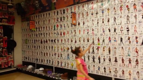 Party City (cool Halloween Store)