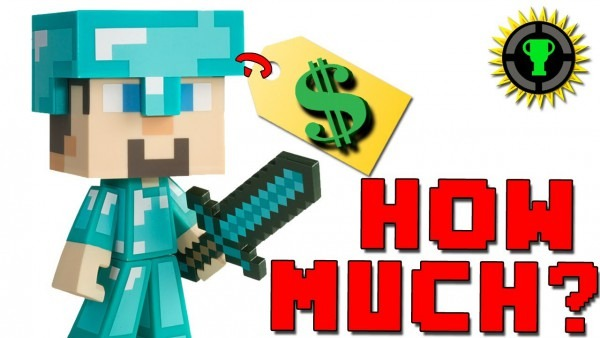 Game Theory  How Much Is Minecraft Diamond Armor Worth