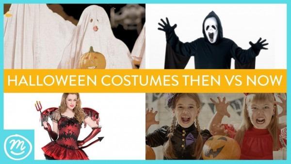 The Nasty Nine Halloween Costumes