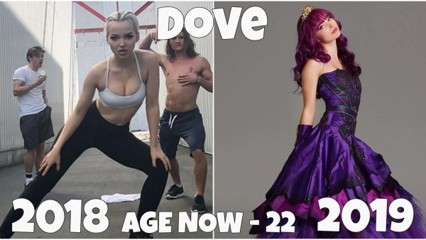Descendants 3 Real Name And Age