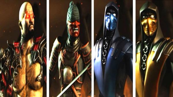 Mortal Kombat X  All Costumes