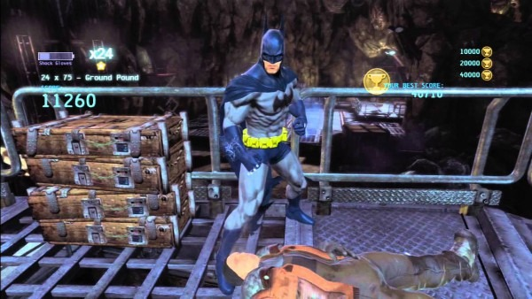 Batman Arkham Origins Long Halloween Dlc Costume (click Hd)