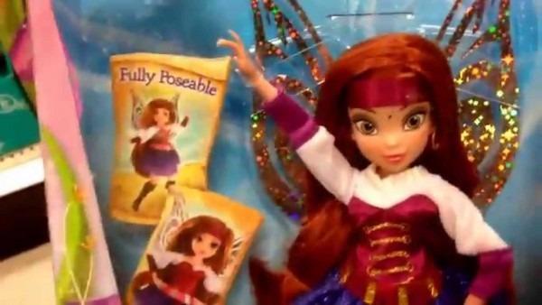 Disney Fairies  Zarina