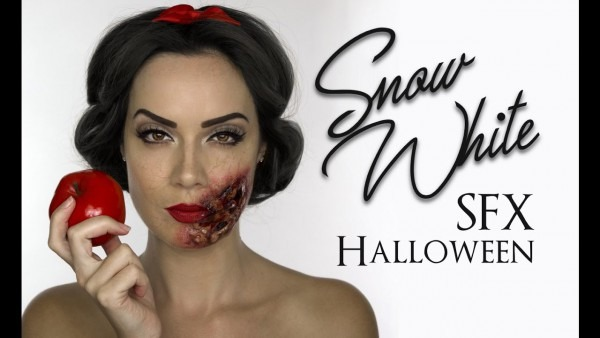 Snow White Sfx Makeup