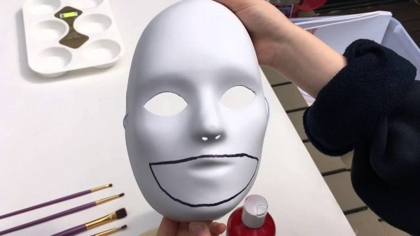 How To Make A Fnaf Marionette Mask