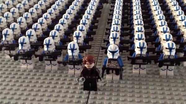 My Lego Clone Army, 501st Legion