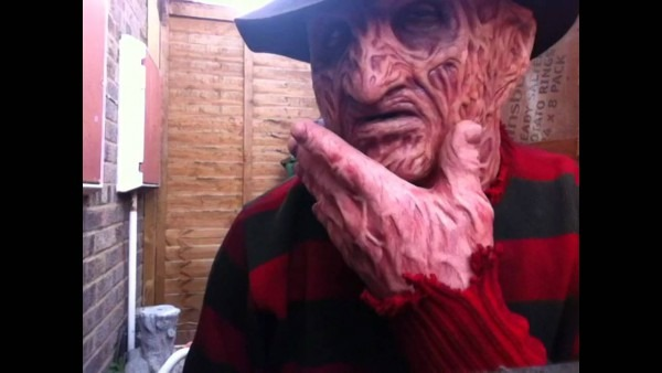 Unboxing My Part 4 Freddy Krueger Silicone Mask By James Updegraph