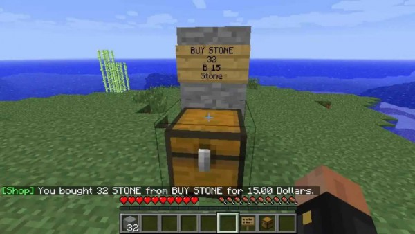 Minecraft Bukkit Plugins