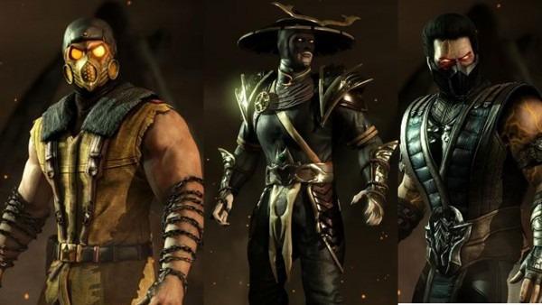 Mortal Kombat X Characters Costumes (skins)  2