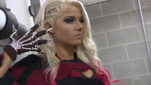 Alexa Bliss Channels  Nightmare On Elm Street  Villain Freddy