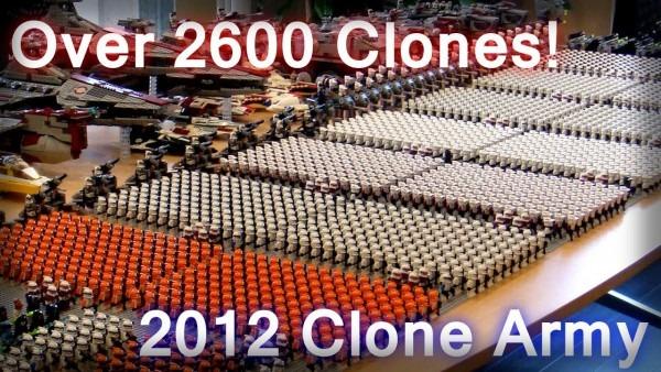 Lego Clone Army For Sale