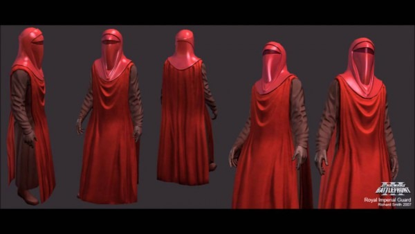 Star Wars Battlefront  Royal Guards In New Bespin Dlc