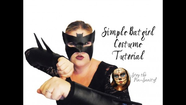 Diy Batgirl Costume Accessories