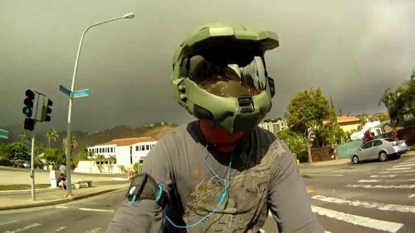Master Chief Motorcycle Helmet  13 Seriously Cool Custom Motorbike