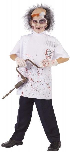 Dr  Killer Driller Evil Doctor Boys Costume Halloween Costumes