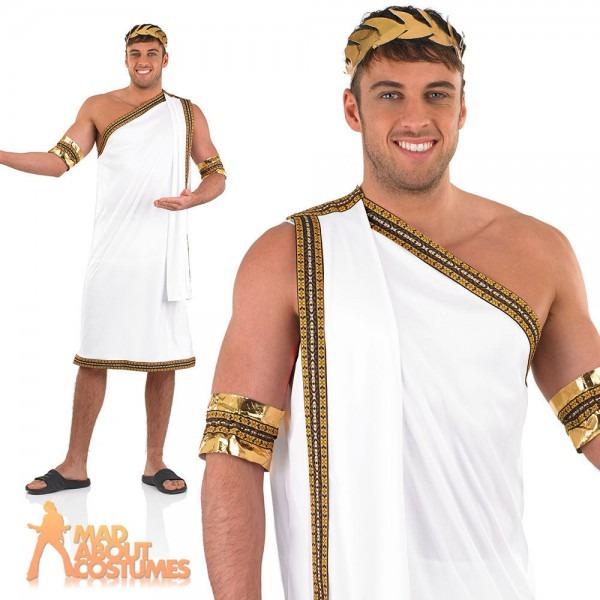 58 Toga Costumes Men, Greek Emperor Men 039;s Costume Men 039;s