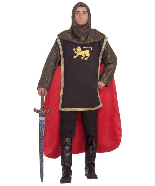 Medieval Knight Roman Costume For Adults
