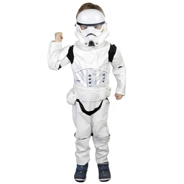 Children Stormtrooper Costume