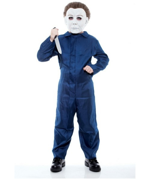 Michael Myers Kids Halloween Costume