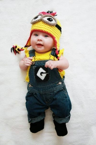 Minion Costume Diy Baby Wwwimgkidcom The Image Kid, Making A