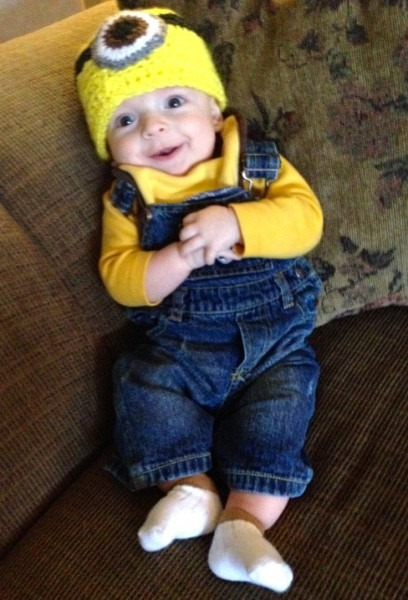 Minion Costumes For Baby – Festival Collections