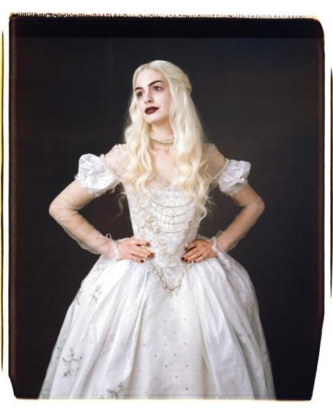 Alice In Wonderland (2010) Images Mirana The White Queen Hd