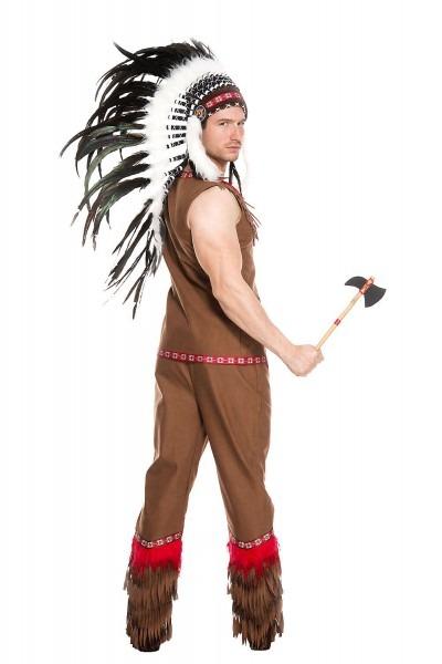 Adult Indian Chief Men Costume