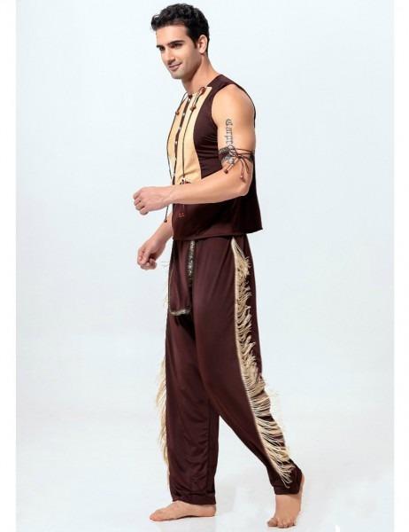 Moonight Warrior Costume Adult Men New Design Warrior Costume