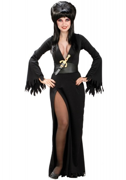 Morticia Addams Costume Plus Size Viewing Gallery, Elvira Plus
