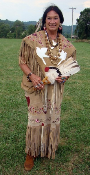 Native American Indian Wedding Dresses