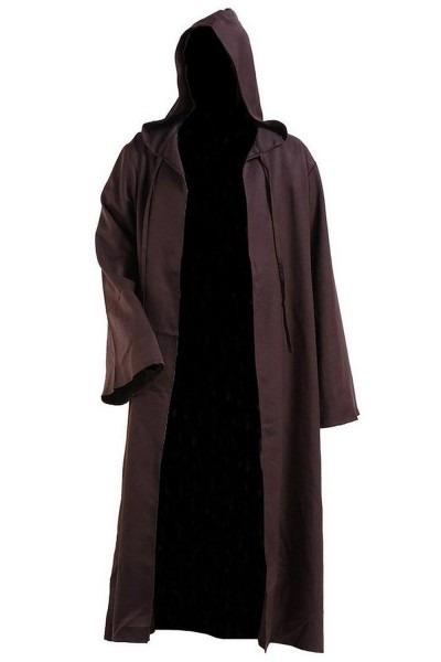 Online Shop New Arrival Star Wars Kenobi Jedi Tunic Men Hooded
