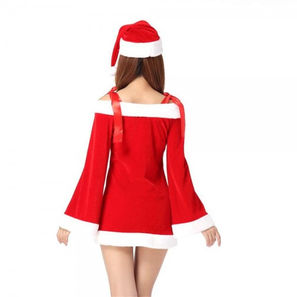 New New Funny Design Creative Lovely Christmas Costume Sexy Women