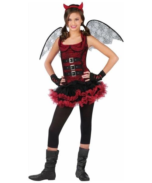 Devil Night Wing Teen Costume