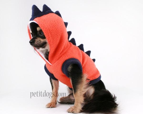 Dog Clothes Dinosaur Dog Halloween Costume