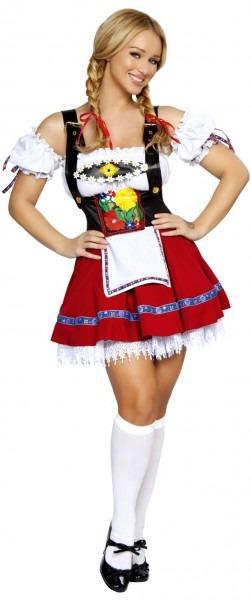 Oktoberfest Costumes (for Men, Women, Kids)