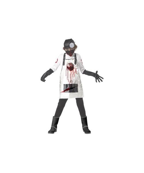 Open Heart Surgeon Kids Costume