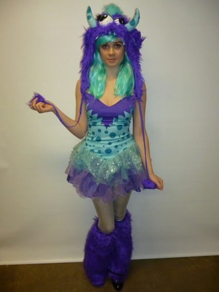 Monster Girl Costume