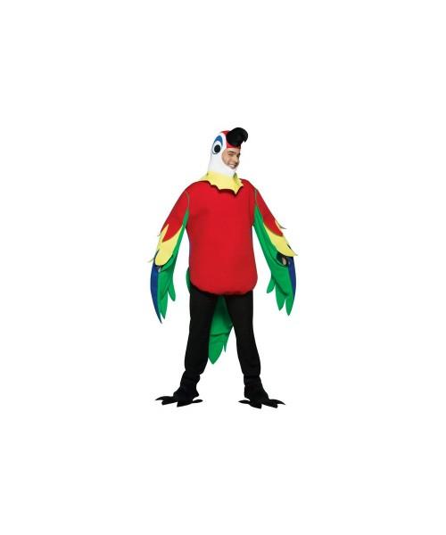 Adult Parrot Bird Costume