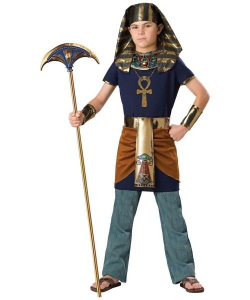 Pharaoh Boys Costume