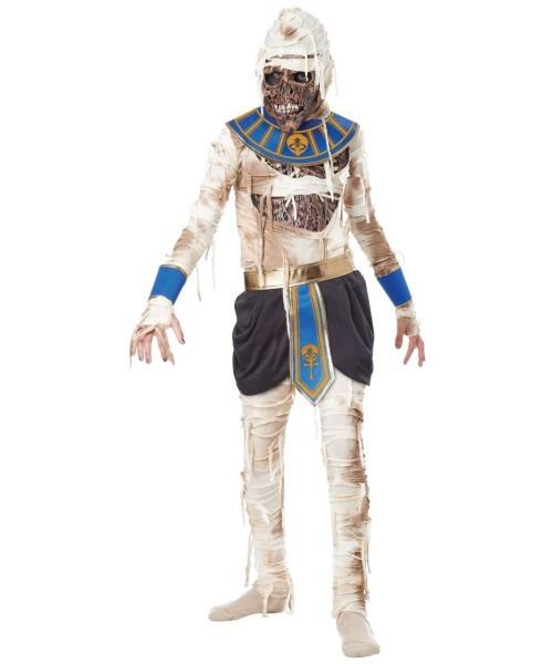 Pharaohs Revenge Mummy Boys Costume