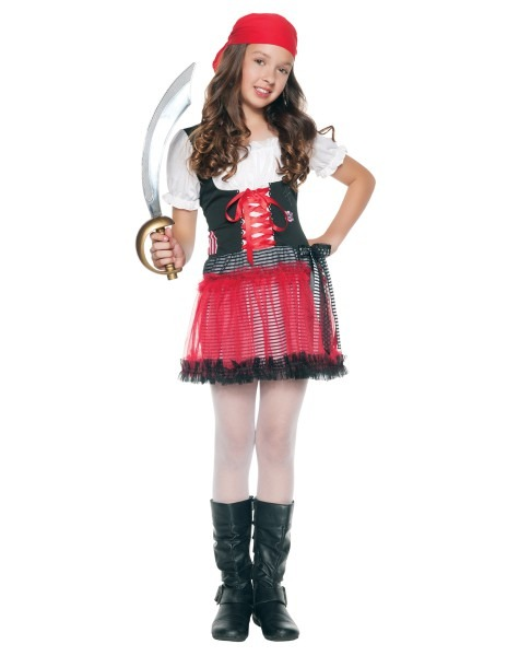 Pirate Costume For Little Girls Wwwimgkidcom The, Little Girls