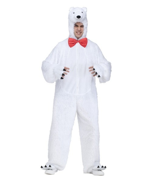 Polar Bear Costumes (for Men, Women, Kids)