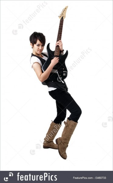Picture Of Punk Rockstar