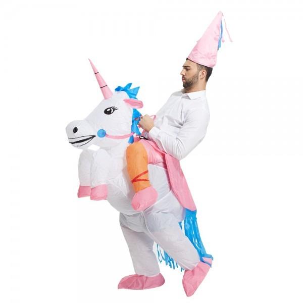 Purim And Carinival Inflatable Costume Inflatable Pegasus Costume