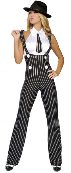 Gangster Girl Costume & Costume Female Gangster Girl Sc 1 St Amazon Uk