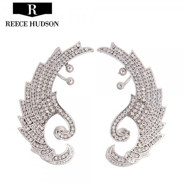 2019 Hot Sale New Design Fashion Micro Pave Luxury Zircon Angel